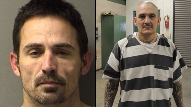 [DFW] Manhunt Enters Day 3 in Hopkins County for 2 Escapees