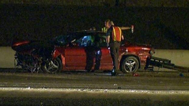 [DFW] Two Killed in I-820 Crash