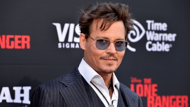 "[NATL] Johnny Depp Talks ""Lone Ranger"""