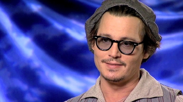 [NATL] Johnny Depp Loves Playing a Pirate