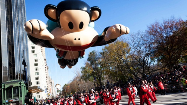The 85th Annual Macy's Thanksgiving Day Parade in Photos
