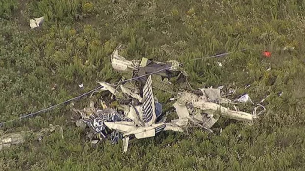 [DFW] Four Killed in Plane Crash