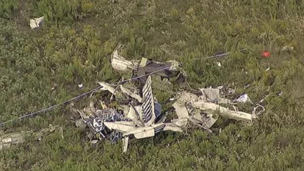 [DFW] Four Killed in Plane Crash