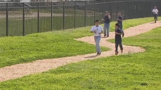 [DFW] Fort Worth School Gets Kids Moving
