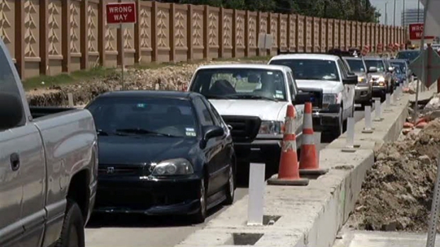 [DFW] Traffic Hot Spots to Be Weekend Nightmares