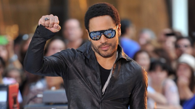 "Summer Concerts: Lenny Kravitz Closes the ""TODAY"" Concert Series"