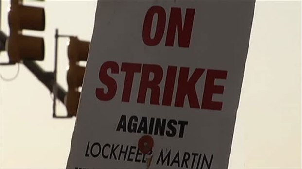 [DFW] Lockheed Martin Machinists Voting on New Deal