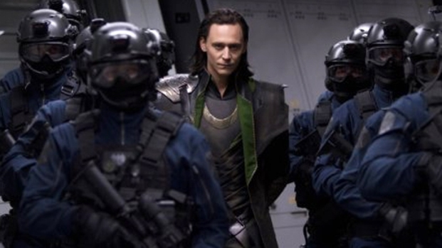 "[NATL] ""The Avengers"" With Loki"