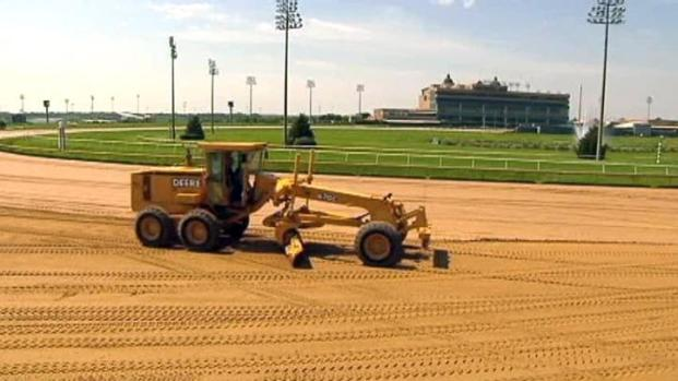 [DFW] Lone Star Park Preps for Spring Thoroughbred Season
