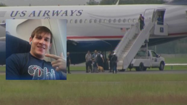 [DFW] North Texas Man at Center of Plane Hoax