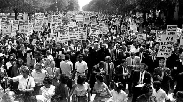[AP] The March 50 Years Later