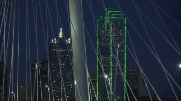 [DFW] Margaret Hunt Hill Bridge to Open