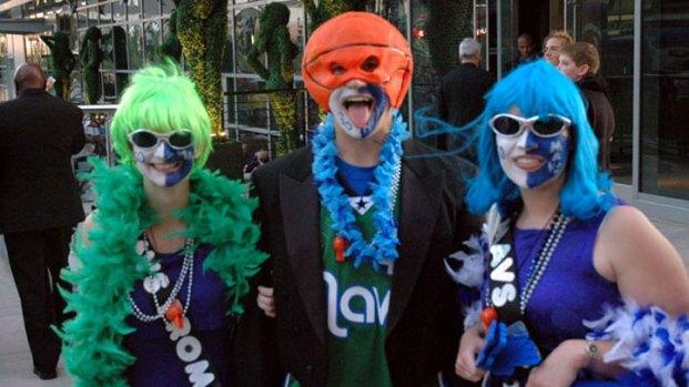 Mavs Fans: Rowdy, Loud & Proud