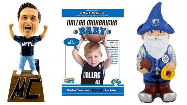 Retail Therapy: Wacky Mavs Gear