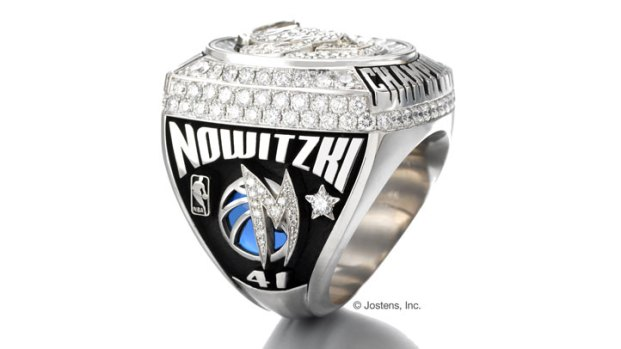 Dallas Mavericks 2011 Championship Rings
