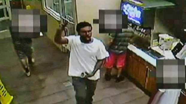 [NATL-DFW] Police Say Gun Malfunction Stopped Attempted McDonald's Shooting