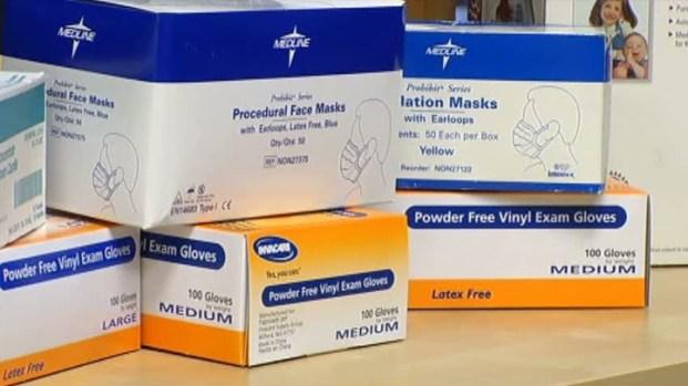 [DFW] Flu Epidemic Raises Demand for Medical Supplies