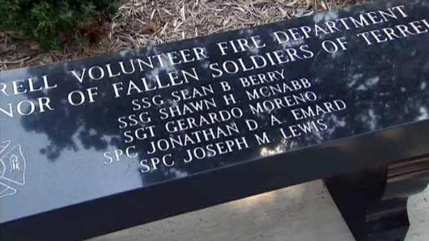 [DFW] Terrell Memorial Park Honors Fallen Soldiers