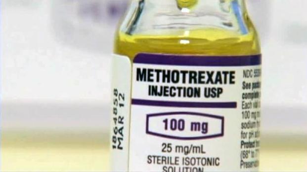 [DFW] Methotrexate Shortage Has Pharmacists Scrambling