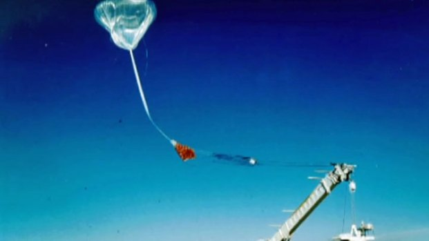 [DFW] Space Balloon Telescope Missing Near Dallas