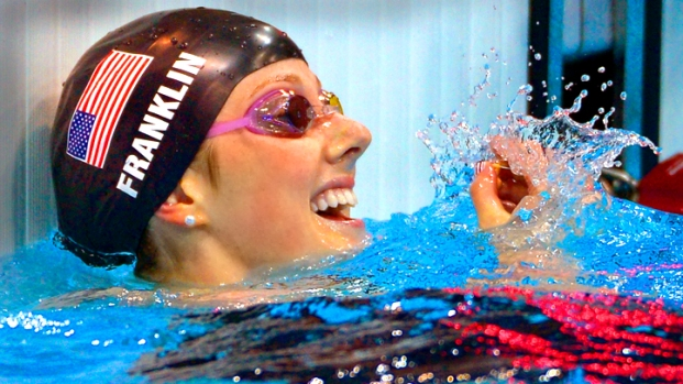Olympian Missy Franklin Talks Life After London