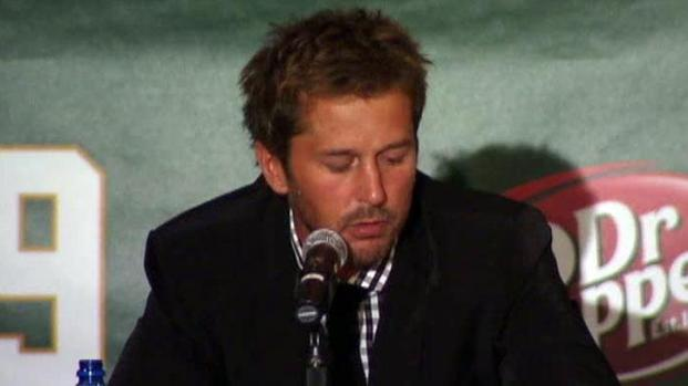 [DFW] Mike Modano Announces Retirement, Part 3