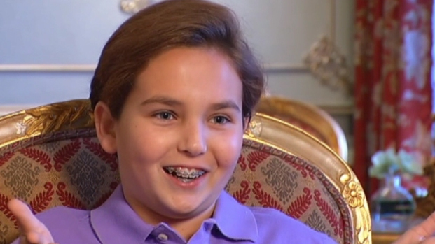 "[DFW] Dallas Boy Who Danced Into Bar Mitzvah Appears on ""Ellen"""