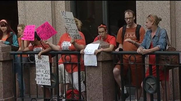 [DFW] Thousands Testify in Austin on Abortion Bill
