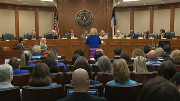 [DFW] Thousands Sign Up to Tesify on Abortion Bill