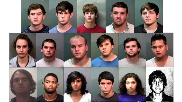 Many Arrested in TCU Drug Bust Face Multiple Offenses