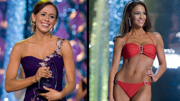 Highlights from the 2012 Miss America Pageant
