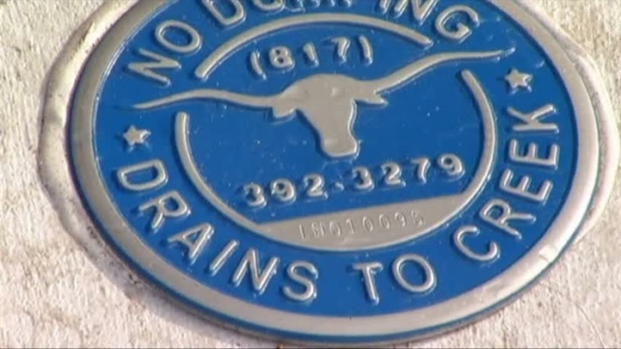 "[DFW] New ""No Dumping"" Signs Arrive in Fort Worth"