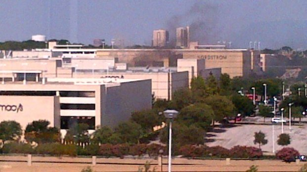 [DFW] Fire Reported at NorthPark Center