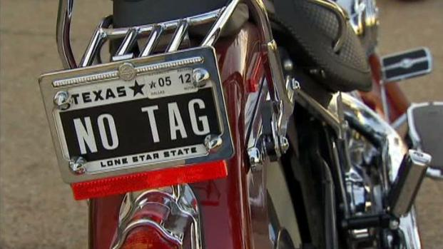 "[DFW] ""No Tag"" Vanity Plate Draws in ""No Tag"" Tickets"
