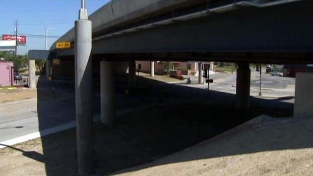 [DFW] NTTA Says Underpass to Get Facelift
