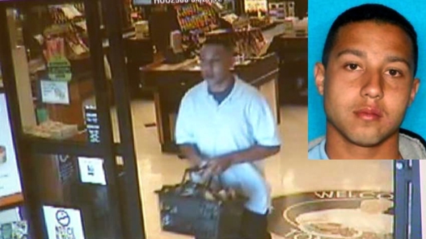 [DFW] Man Suspected of Stealing $40,000 in Oil of Olay