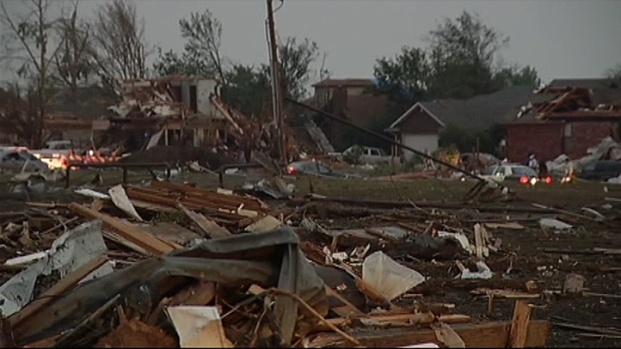 [DFW] Moore Tornado Leaves Path of Destruction