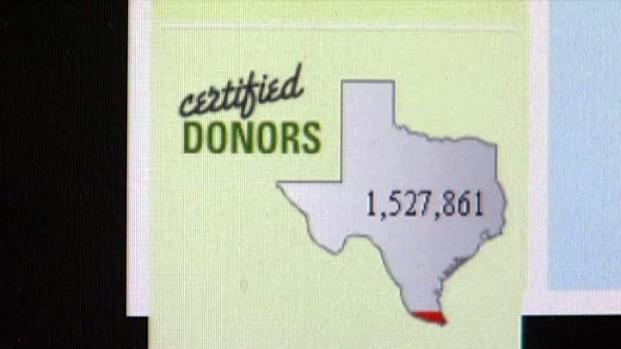 [DFW] Organ Donors, Double-Check Your Registration