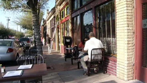 [DFW] Restaurants Battle Dallas Fees for Covered Outdoor Seating