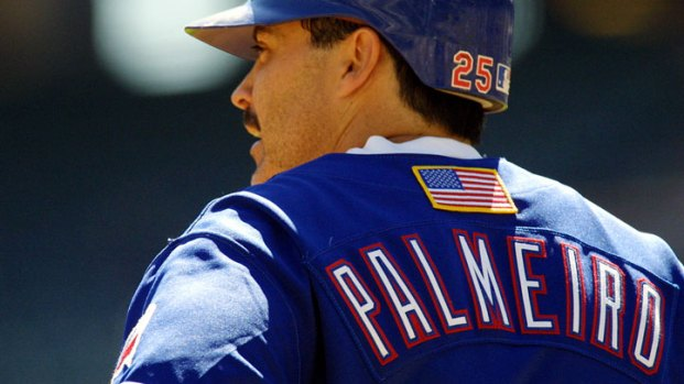 [DFW] Rafael Palmeiro Remembers His Rangers Years