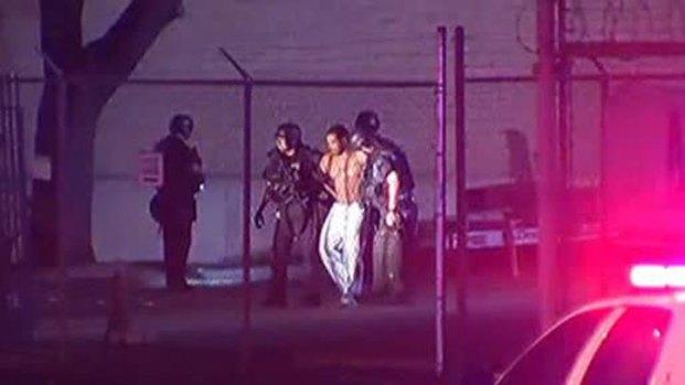 [DFW] Escapee Caught After Stealing Deputy's Gun