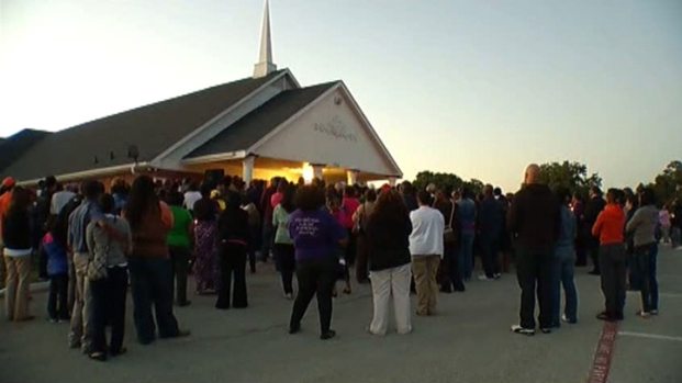 [DFW] Slain Pastor Remembered at Vigil