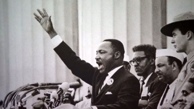 [NATL] Photographing MLK's Dream Speech