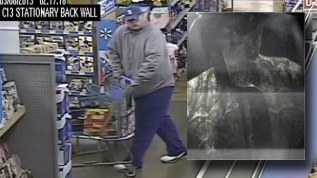 [DFW] New Photos of Man Wanted in Connection with Cowgill Murder