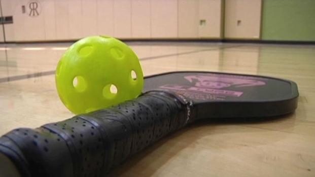 [DFW] Pickleball Picks Up Popularity