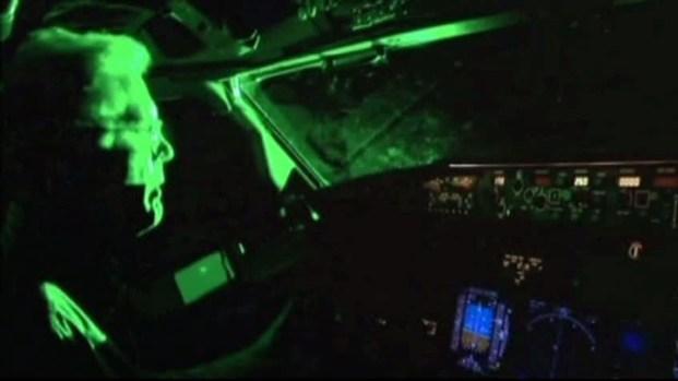 [DFW] Pilots Report More Laser Attacks in North Texas