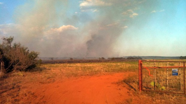 [DFW] Palo Pinto Wildfires Fires Consume 3200 acres