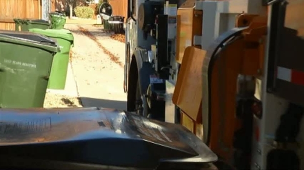 [DFW] Plano Goes Green With New Trash Trucks
