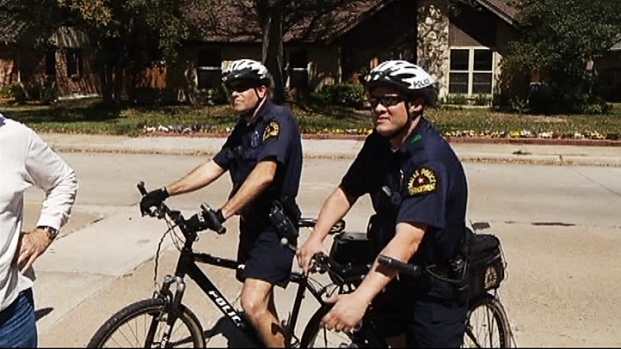[DFW] Police Patrols Continue in Lake Highlands