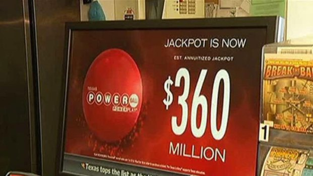 [DFW] Big Night for Powerball